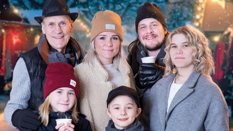 Julkonsert med Dragspelsklubben
